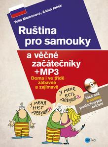 Obrázok Ruština pro samouky a věčné začátečníky + MP3