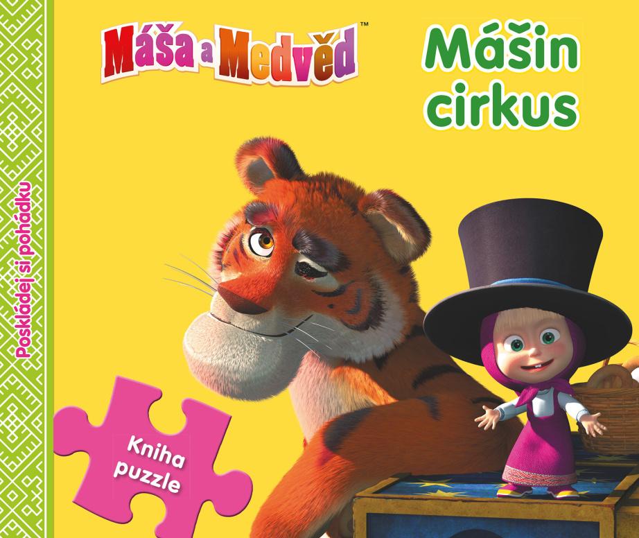 Máša a Medvěd Mášin cirkus