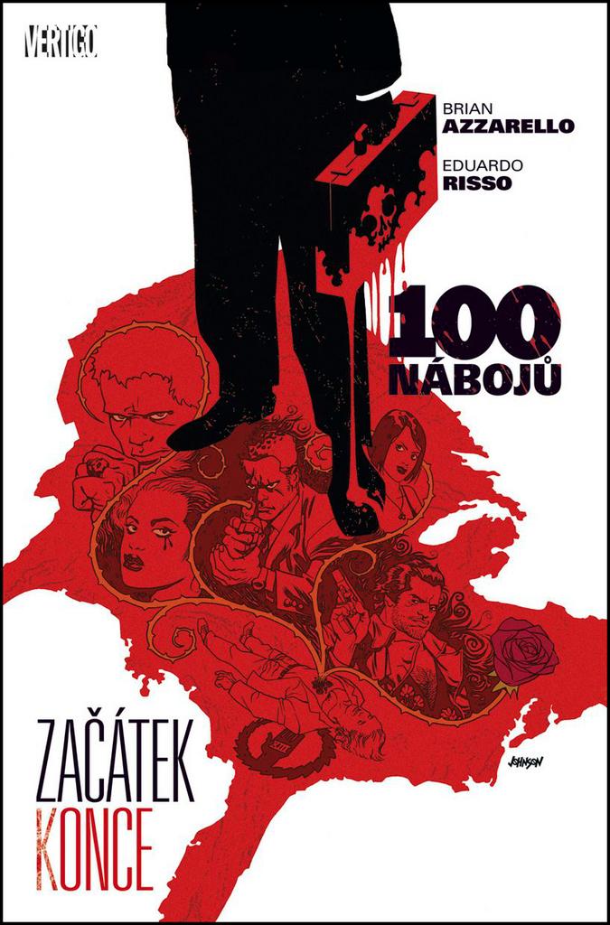 100 nábojů 11 Začátek konce - Brian Azzarello, Eduardo Risso