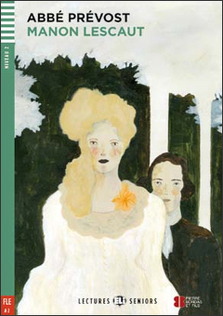 Manon Lescaut (Manon Lescautová + CD) - Abbé Prévost