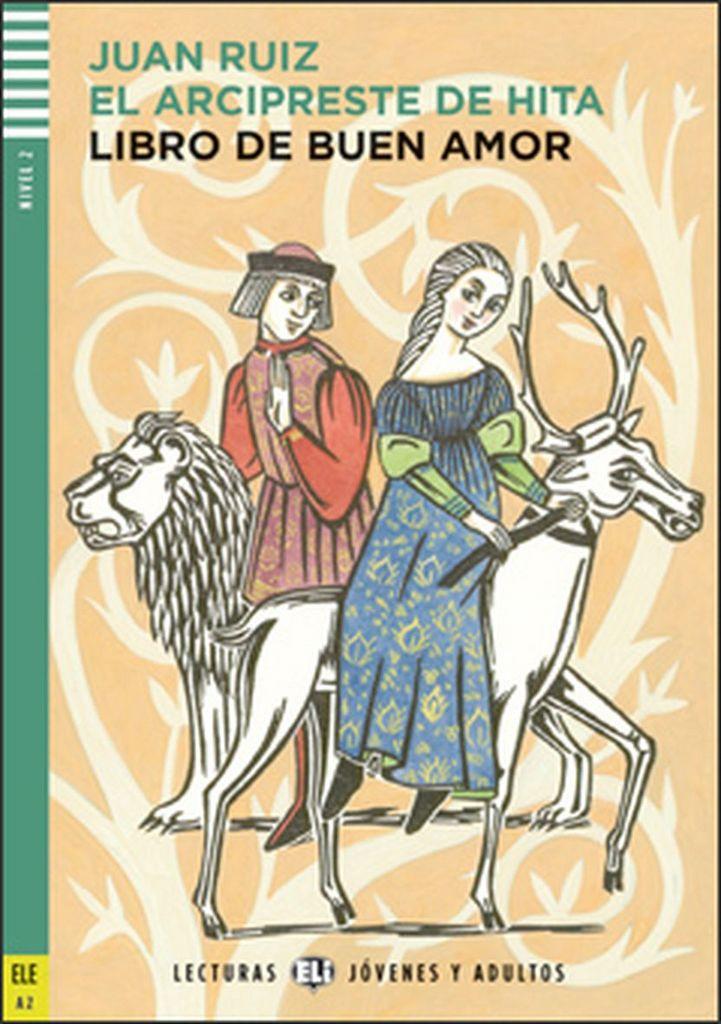 Libro de Buen Amor (Kniha pravej lásky + CD) - Juan Ruiz