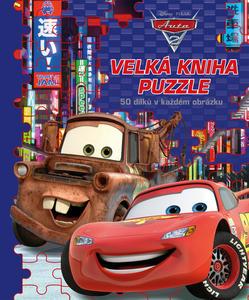 Obrázok Auta 2 Velká kniha puzzle