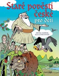 Obrázok Staré pověsti české pro děti