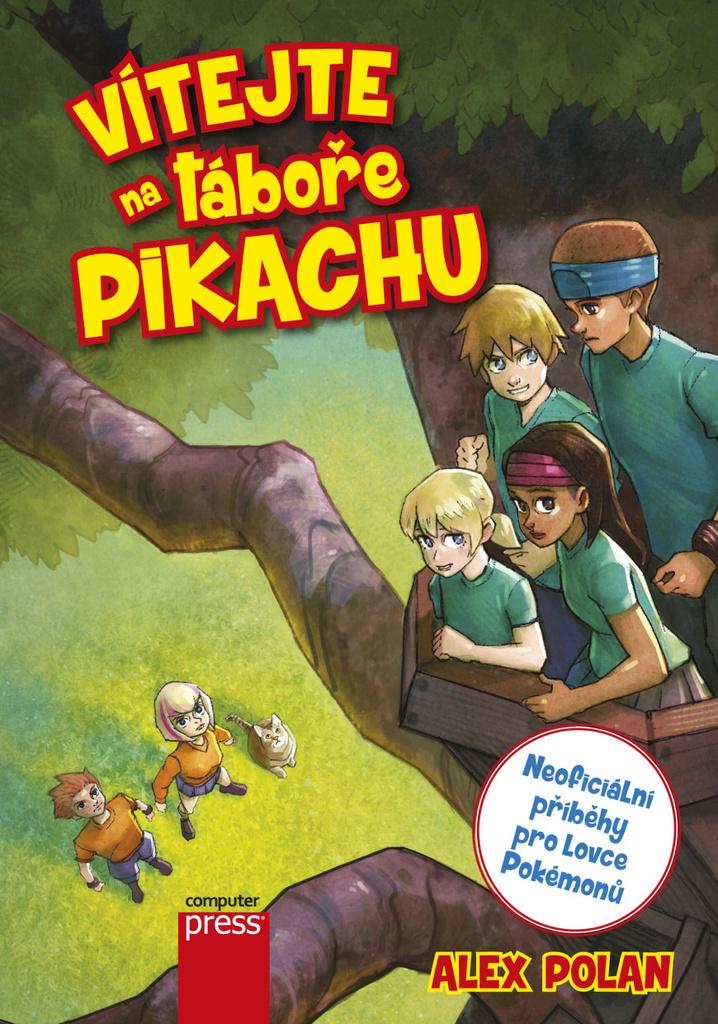 Vítejte na táboře Pikachu - Alex Polan
