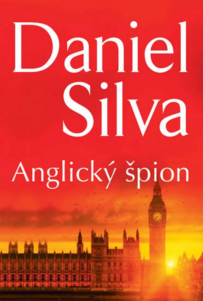 Anglický špion - Daniel Silva