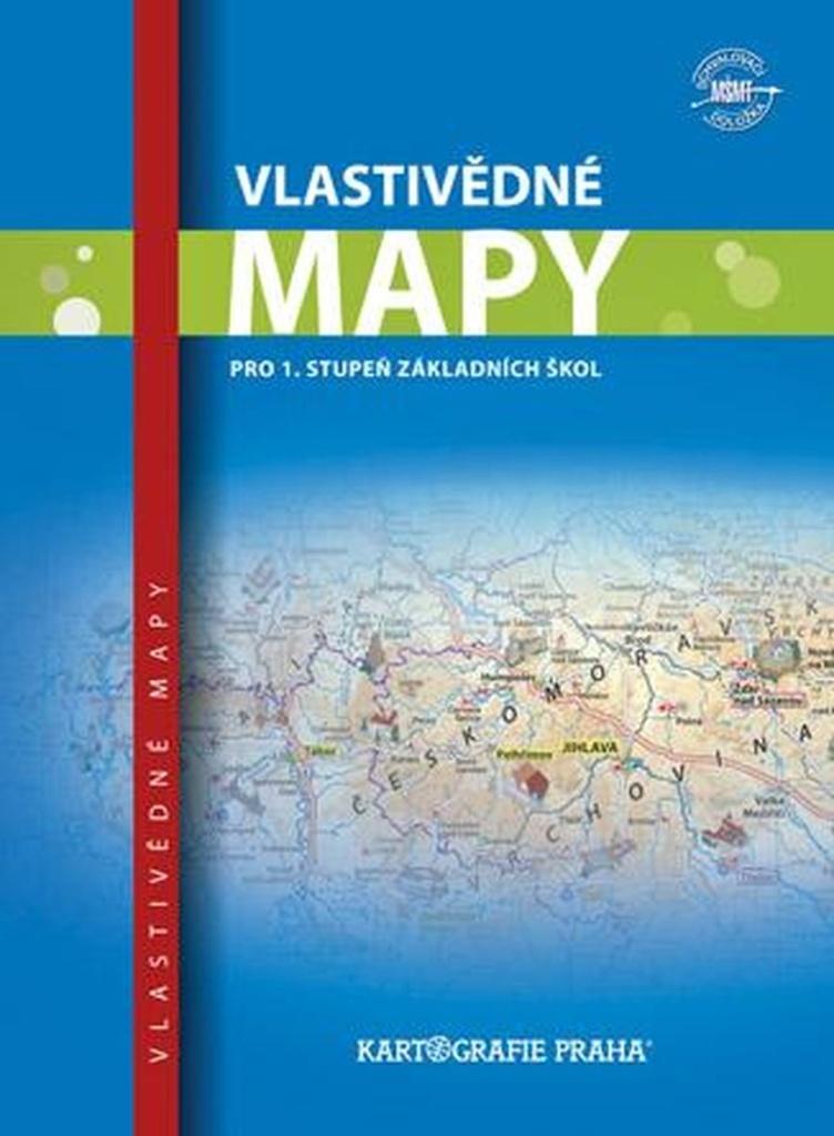 Vlastivědné mapy pro 1. stupeň ZŠ