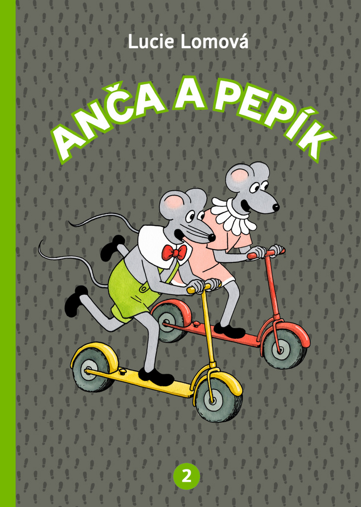 Anča a Pepík 2 - Lucie Lomová