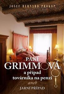 Obrázok Paní Grimmová a případ továrníka na penzi aneb Jarní případ