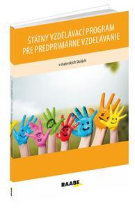 Obrázok Štátny vzdelávací program pre predprimárne vzdelávanie v materských školách
