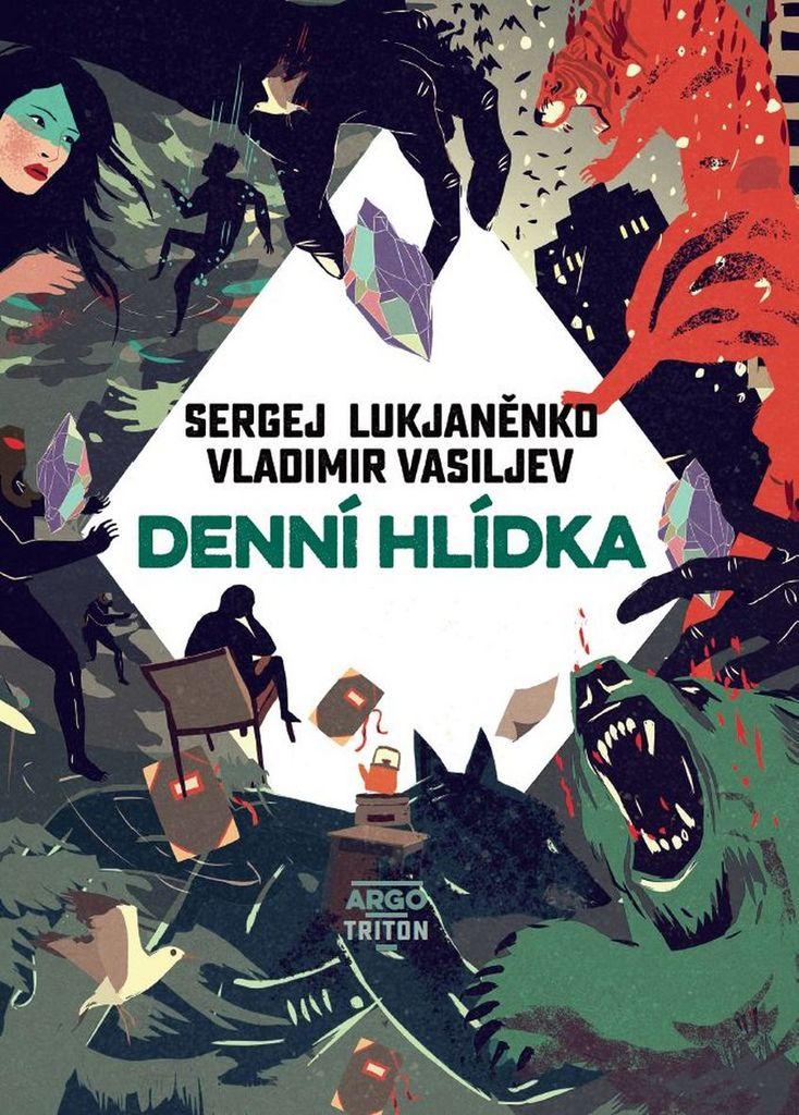 Denní hlídka - Sergej Lukjaněnko
