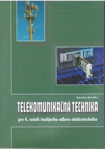 Obrázok Telekomunikačná technika pre 4. ročník študijného odboru elektrotechnika