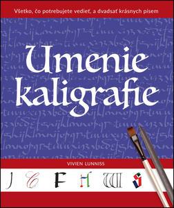 Obrázok Umenie kaligrafie