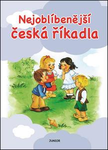 Obrázok Nejoblíbenější české říkadla