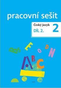 Obrázok Český jazyk 2 pracovní sešit Díl 2.