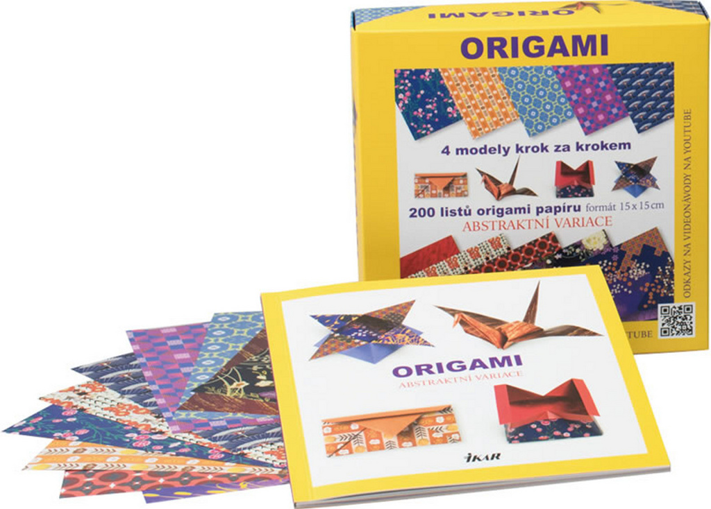 Origami Abstraktní variace - Francesco Decio, Vanda Battaglia