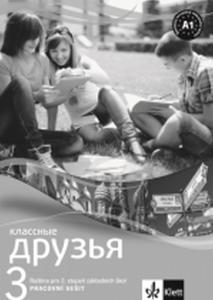Obrázok Klassnyje Druzja 3 Ruština pracovní sešit