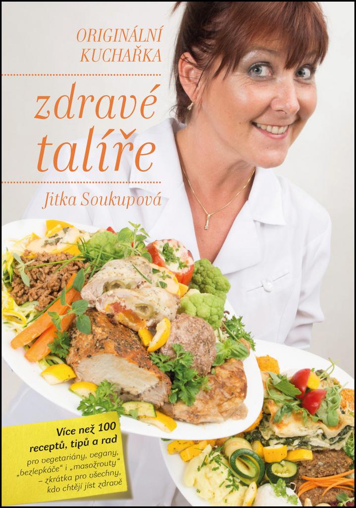 Zdravé talíře - Jitka Soukupová