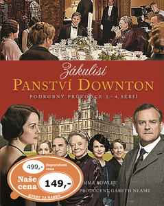 Zákulisí Panství Downton