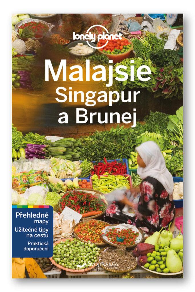 Malajsie Singapur a Brunej