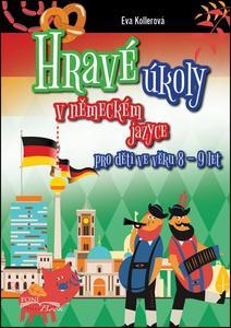 Obrázok Hravé úkoly v německém jazyce pro děti ve věku 8-9 let