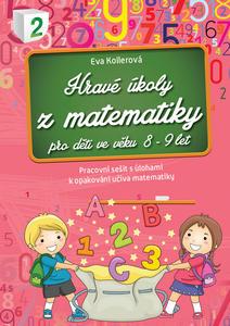 Obrázok Hravé úkoly z matematiky pro děti ve věku 8-9 let