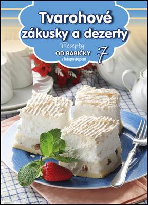 Obrázok Recepty od babičky 7 Tvarohové zákusky a dezerty