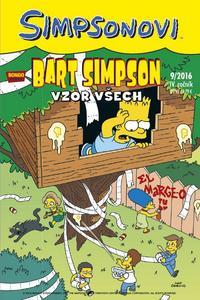 Obrázok Bart Simpson Vzor všech