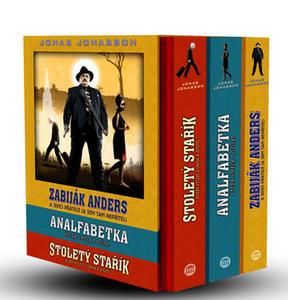 Obrázok Stoletý stařík Analfabetka  Zabiják Anders BOX