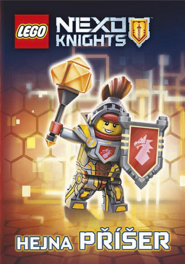 LEGO NEXO KNIGHTS Hejna příšer