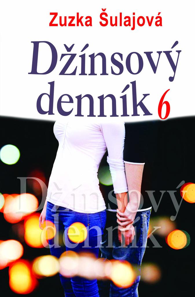 Džínsový denník 6 - Zuzana Šulajová