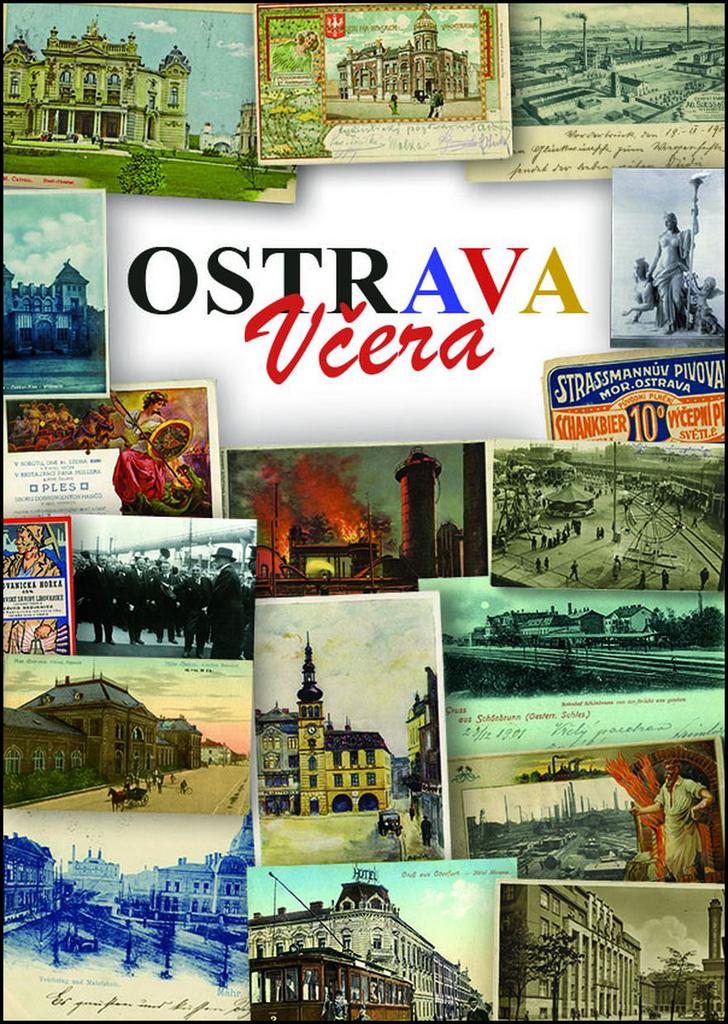 Ostrava včera - Bohuslav Žárský