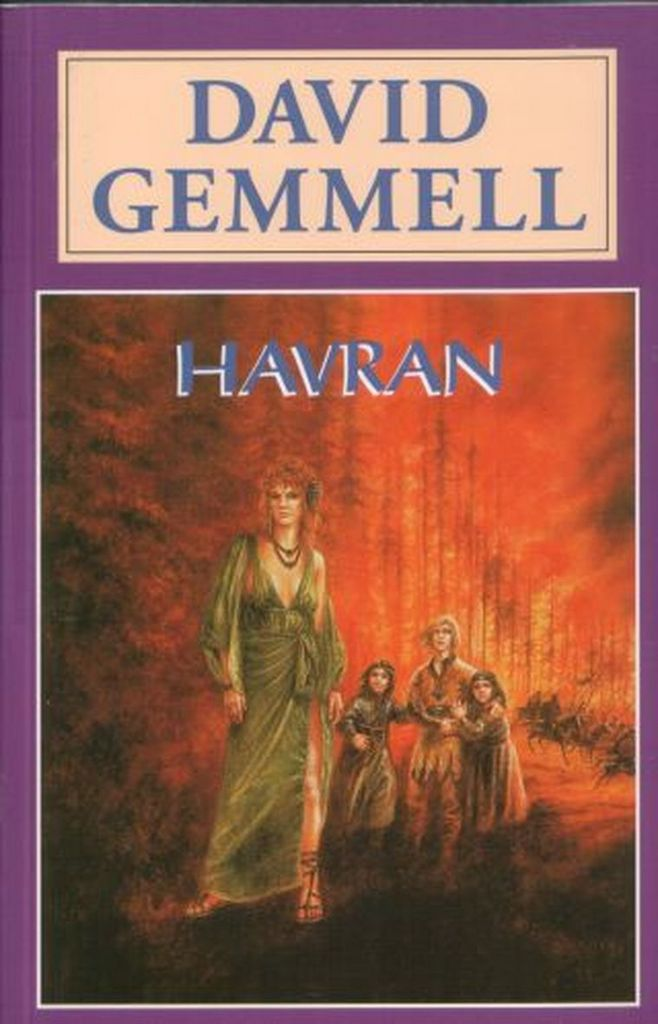 Havran - David Gemmell
