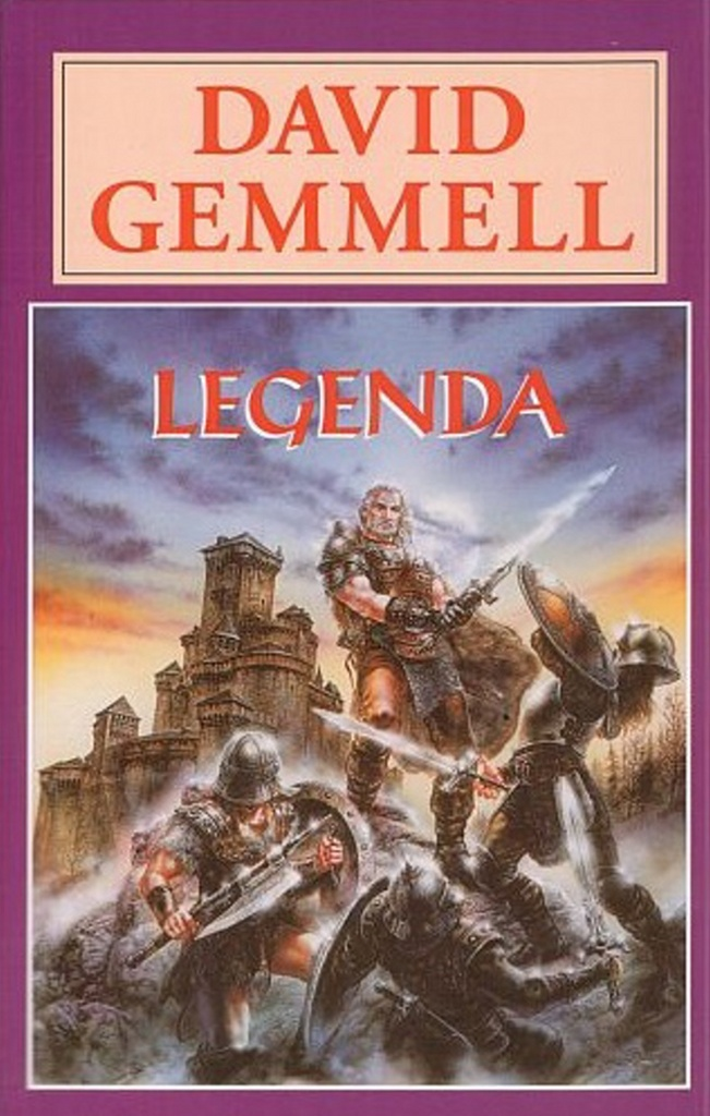 Legenda - David Gemmell