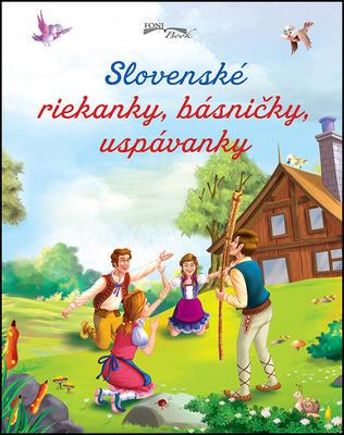 Obrázok Slovenské riekanky, básničky, uspávanky