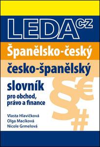 Obrázok Španělsko-český a česko-španělský slovník obchodního právo a finance