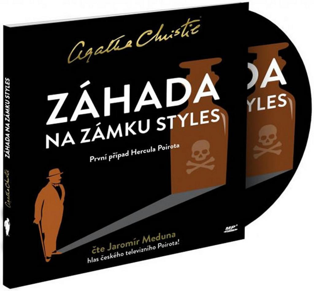 Záhada na zámku Styles (1) - Agatha Christie