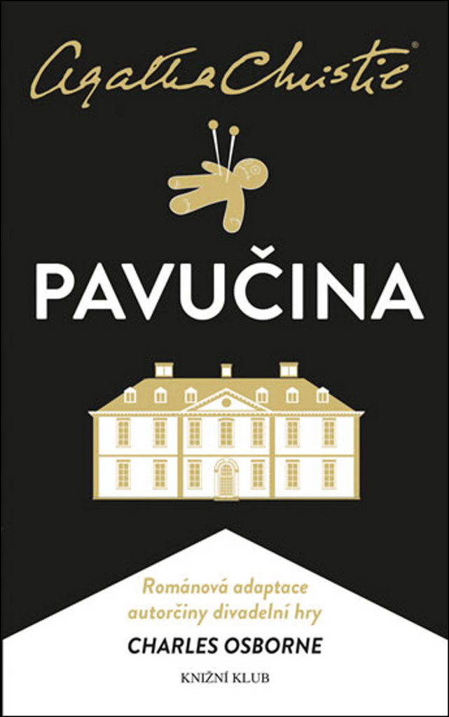 Pavučina - Agatha Christie