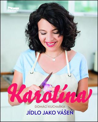 Obrázok Karolína Domácí kuchařka Jídlo jako vášeň