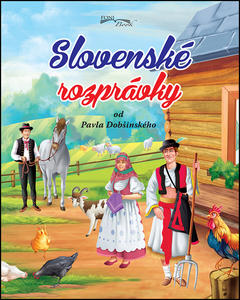 Obrázok Slovenské rozprávky od Pavla Dobšinského
