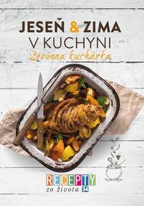 Obrázok Recepty zo života 34 Jeseň&zima v kuchyni