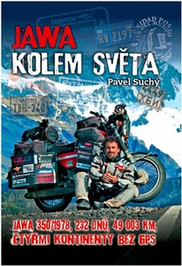 Jawa kolem světa - Pavel Suchý