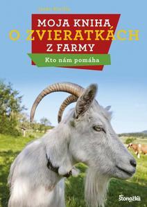 Obrázok Moja kniha o zvieratkách z farmy Kto nám pomáha