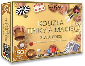 Obrázok Kouzla, triky a magie Zlatá edice