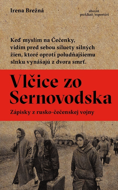 Vlčice zo Sernovodska - Irena Brežná
