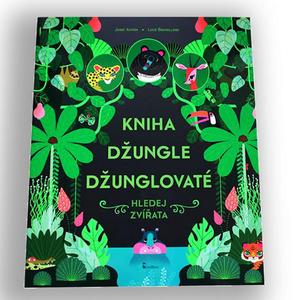 Obrázok Kniha džungle džunglovaté