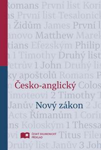 Obrázok Česko-anglický Nový zákon