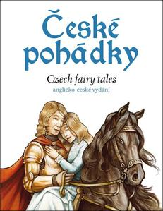 Obrázok České pohádky Czech firy tales (obsahuje CD)