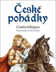 Obrázok České pohádky Contes tchéques (obsahuje CD)