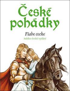 Obrázok České pohádky Fiabe ceche (obsahuje CD)
