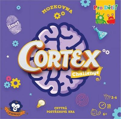 Cortex Kids (Chytrá postřehová hra)